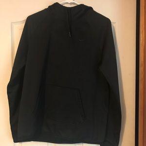 Women's Black Nike Sweatshirt